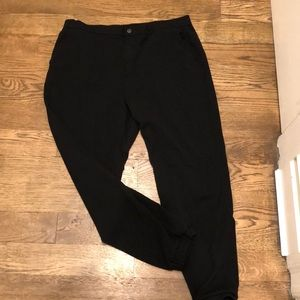 Uniqlo ruched cuff trousers size XL